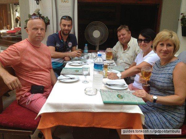 Стамбул за 2 дня на Mercedes Vito