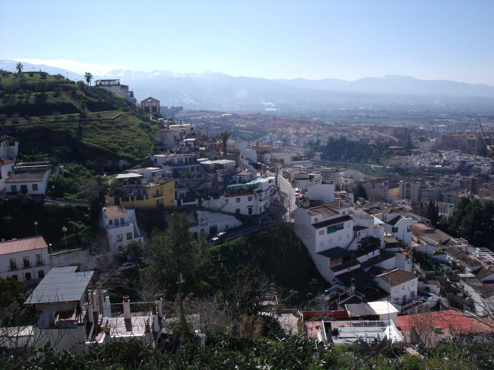 Гранада: арабский квартал Альбайсин и Сакромонте