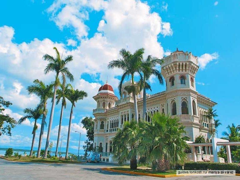 Путешествие вглубь острова Свободы