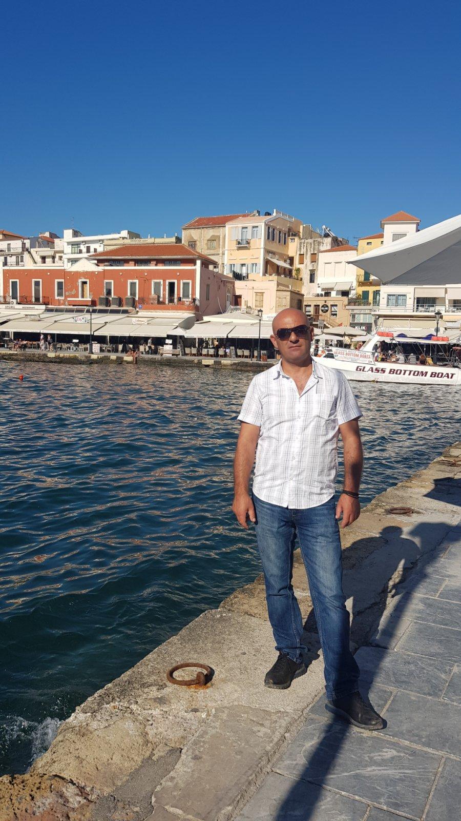 Посещение городов Крита