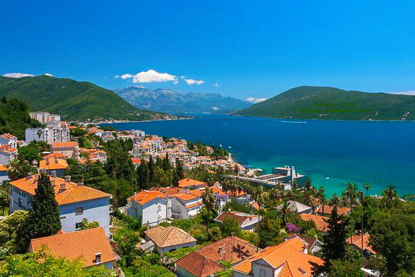 Дубровник, остров Локрум и город Цавтат в Хорватии