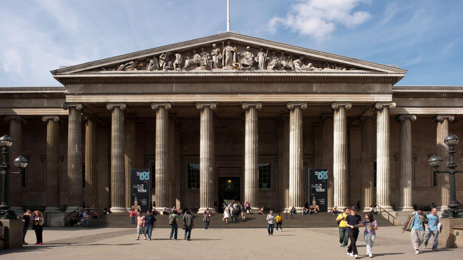 Экскурсия в Британский музей