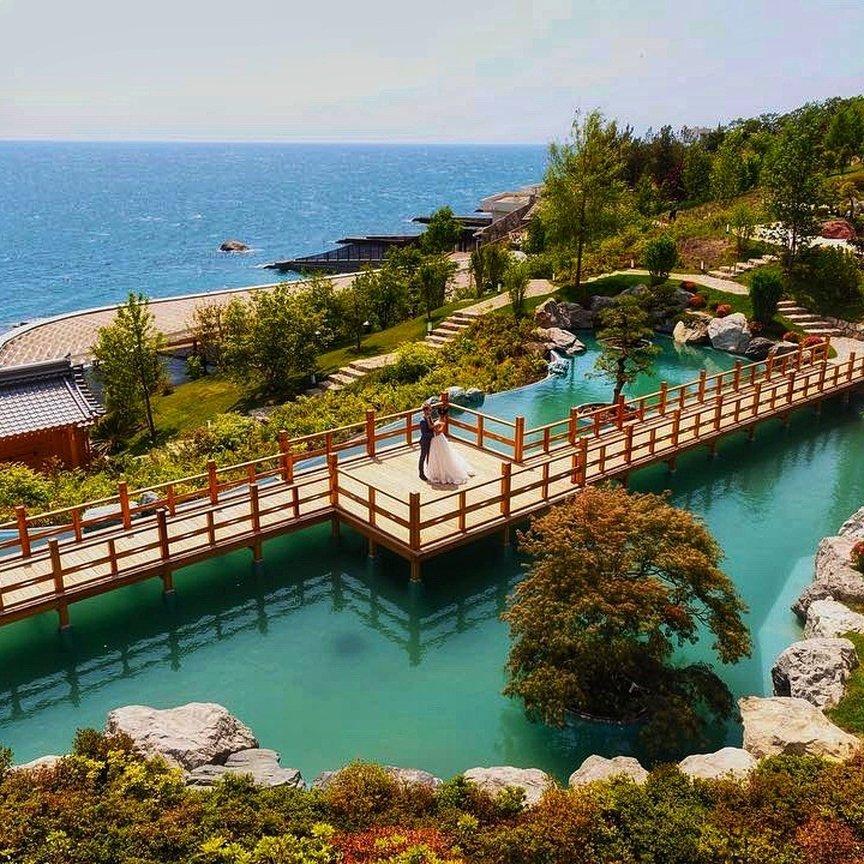 Японский сад Rokkyo-En