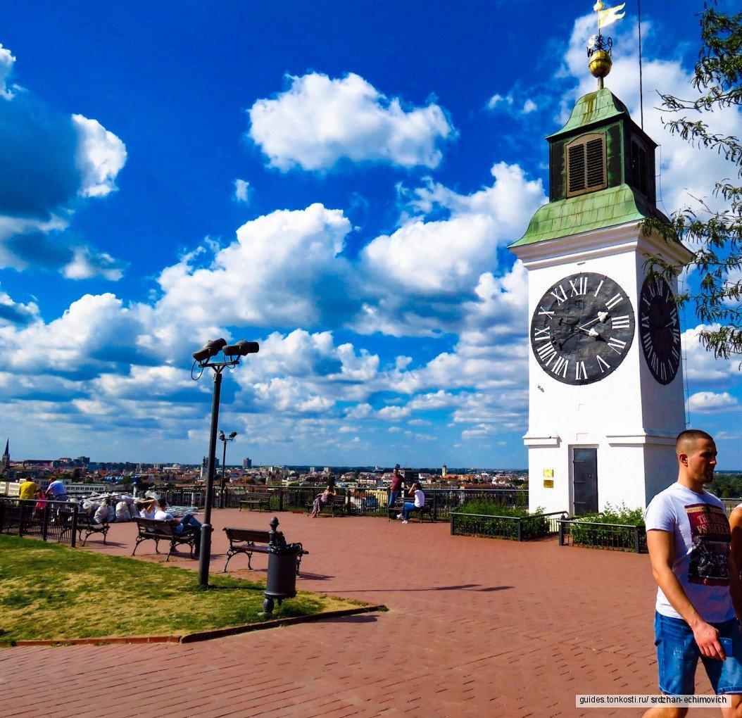 Жемчужины Воеводины: Нови-Сад — Сремски-Карловцы