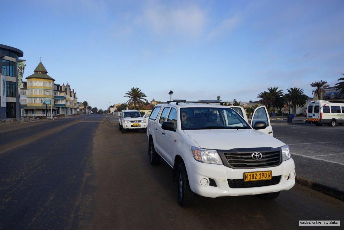 Самостоятельное путешествие по Намибии