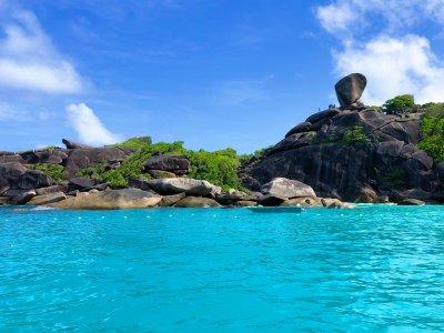 Незабываемый однодневный тур на Симиланские острова