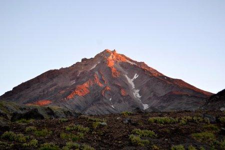 Камчатка. Корякский вулкан