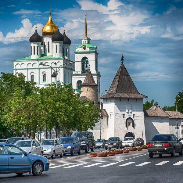 Экскурсия в Псков — Изборск — Псково-Печорский монастырь