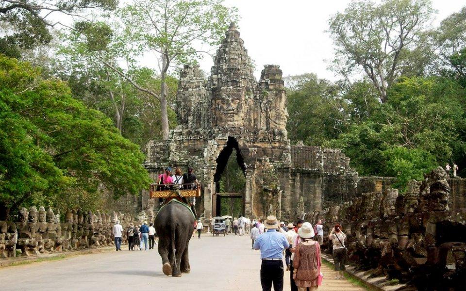 Чудесный мир: путешествие из Таиланда в Ангкор