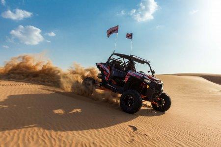 Тур на Багги по пустыне в Дубае
