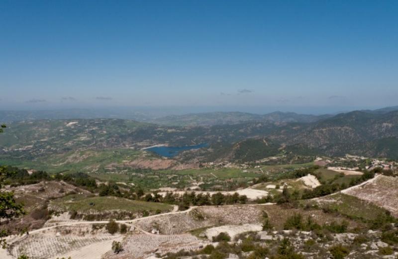 Христианский Пафос. Выезд из Лимассола