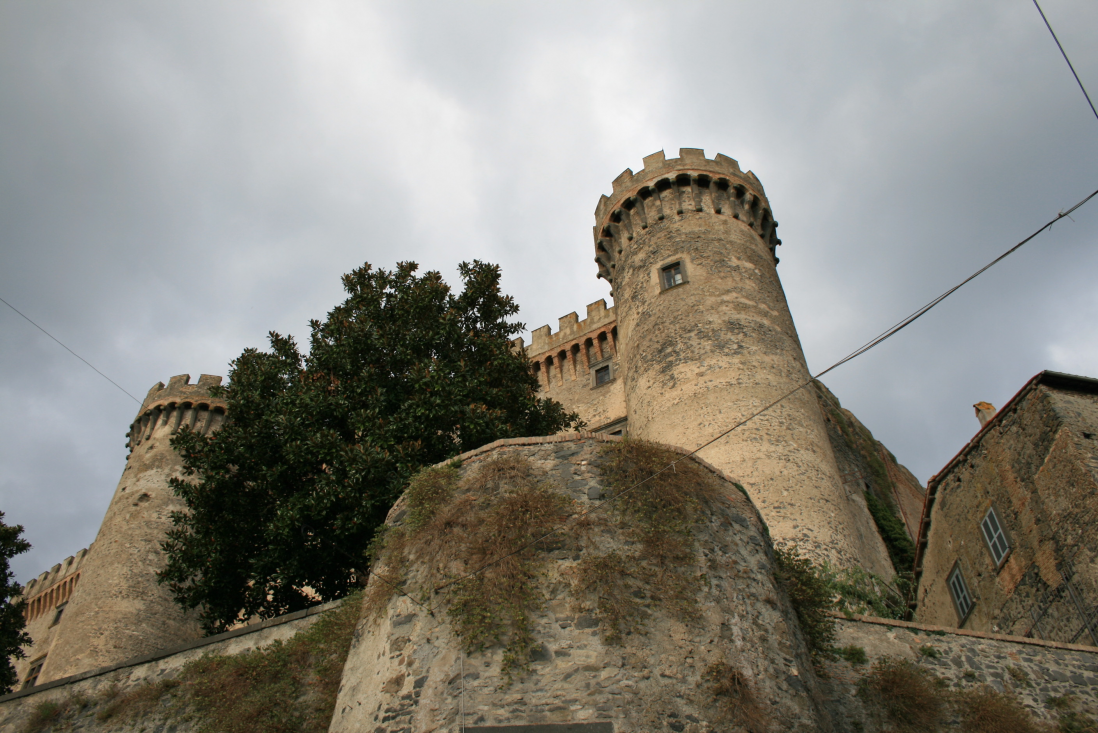 Кастель-Гандольфо + Римские замки или Великий этрусский путь