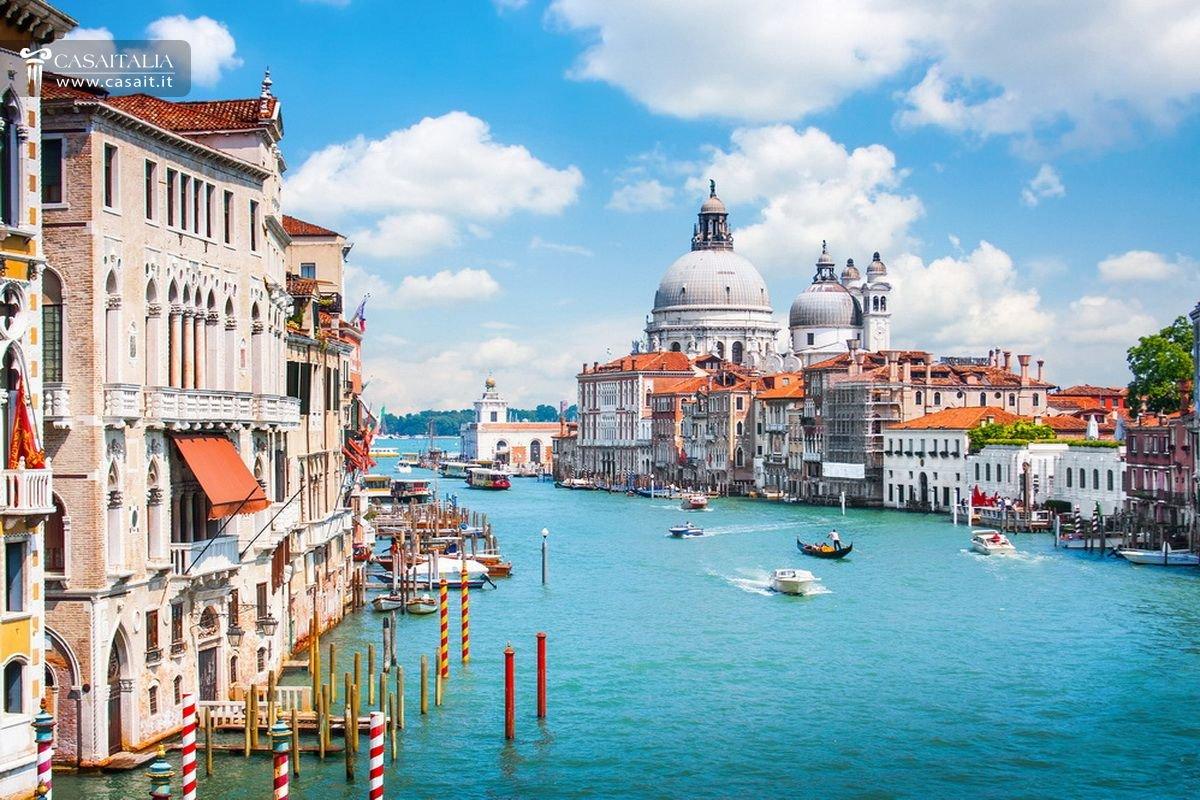 Удивительная Венеция!