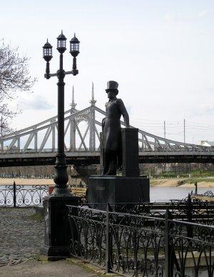 Пушкинское кольцо Верхневолжья