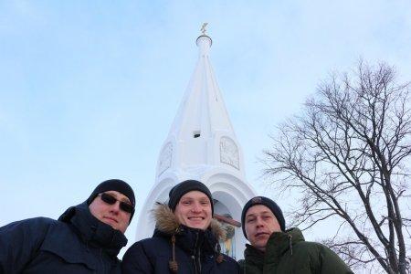 Недорогая ежедневная сборная экскурсия по центру Ярославля