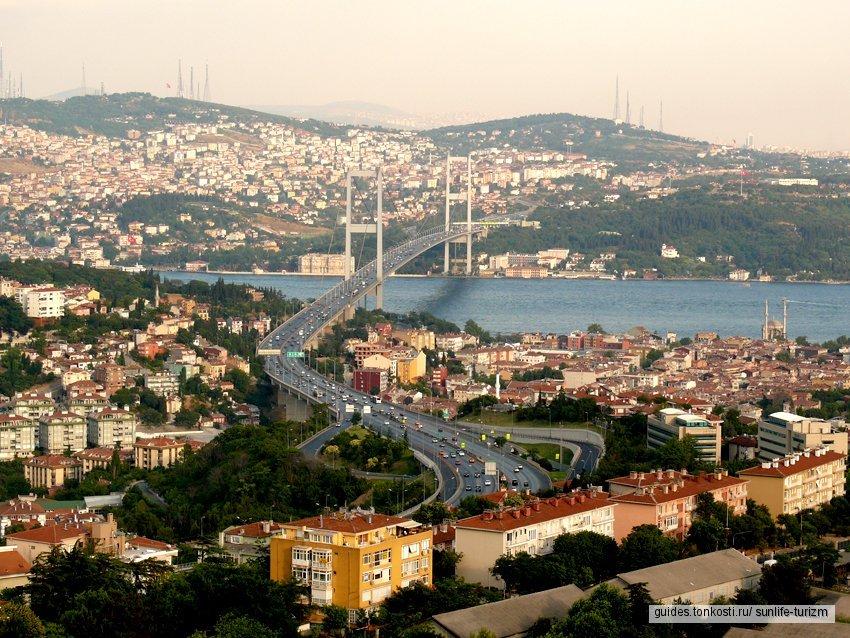 Увидеть Стамбул за два дня!