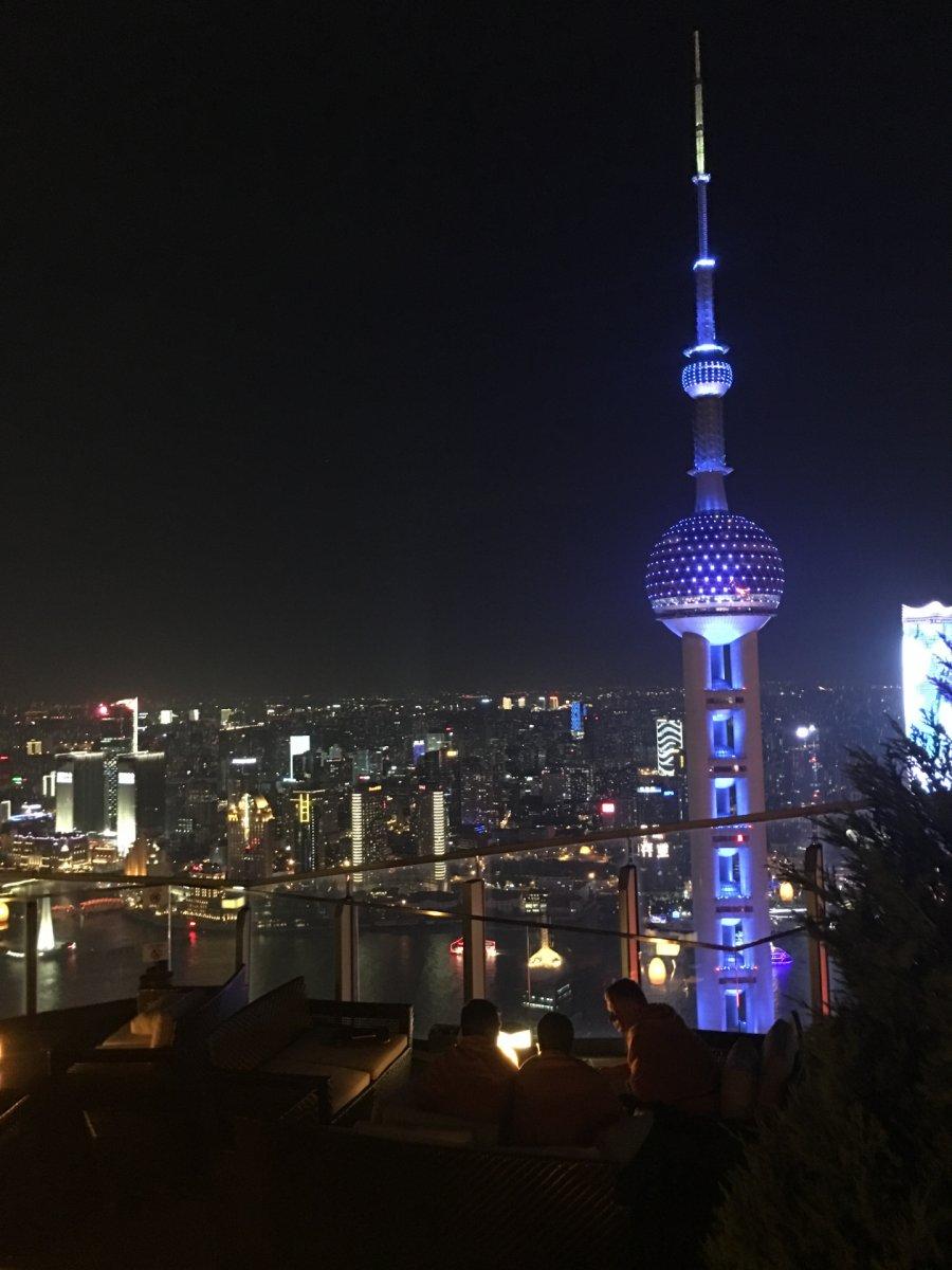 Шанхай всего за 4 часа