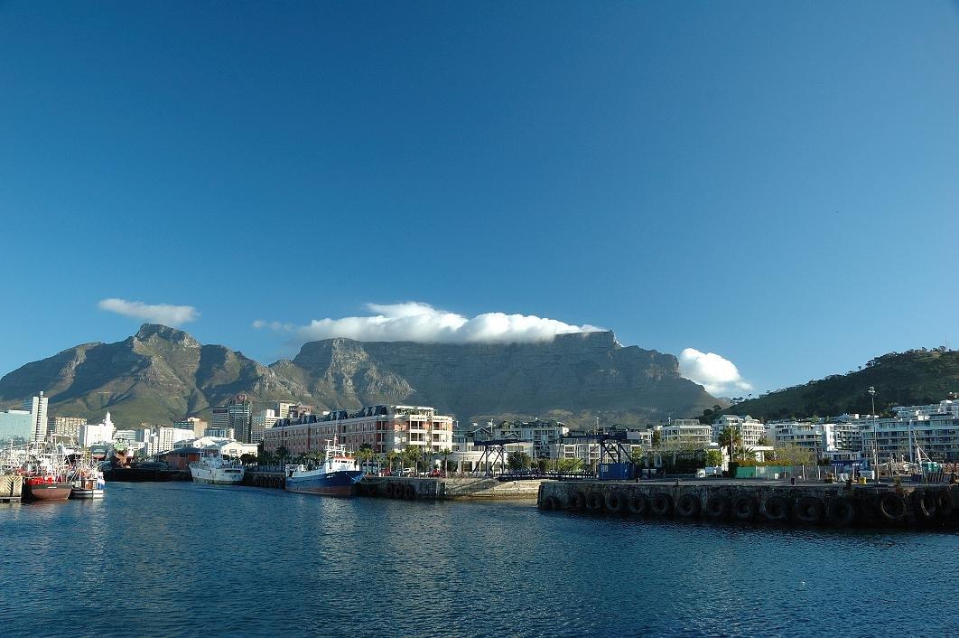 Кейптаун на полдня