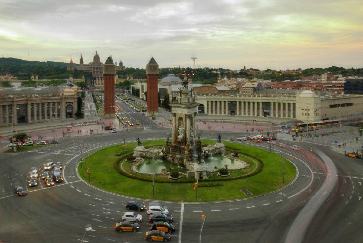 Вся Барселона!