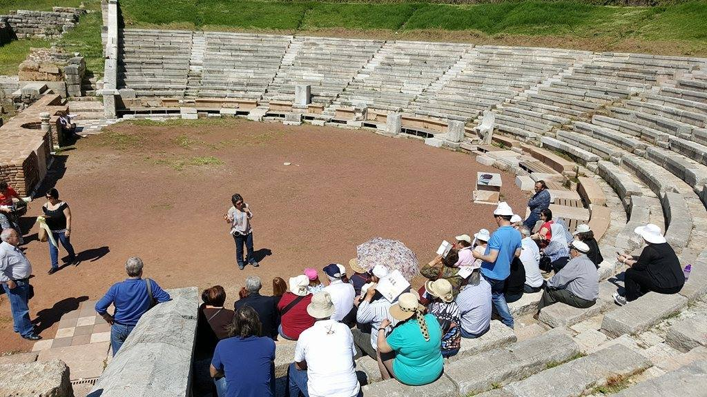 Три жизни античной Мессины