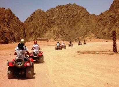 Супер Сафари — завораживающие краски пустыни!
