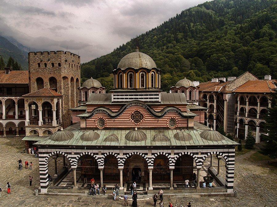 Экскурсия в Рильский монастырь из Софии
