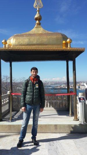 Транзитная экскурсия в Стамбуле