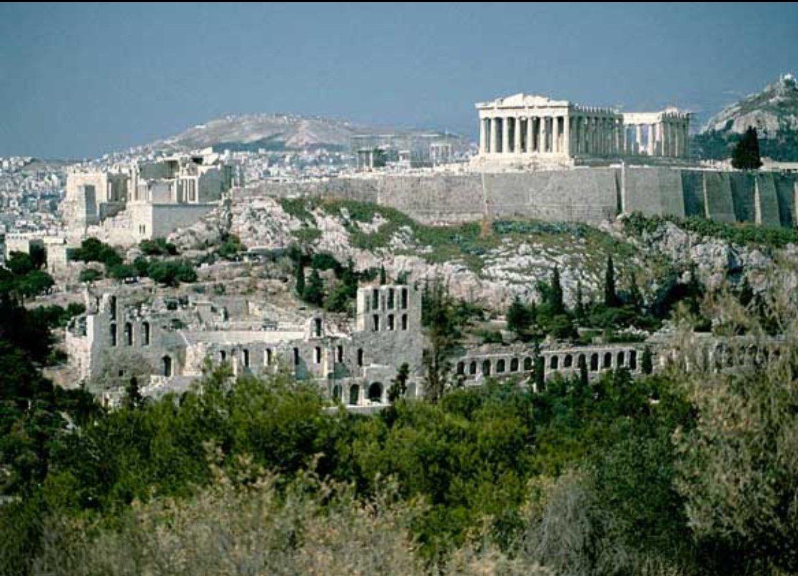 Обзорная экскурсия по Афинам с посещением Акрополя