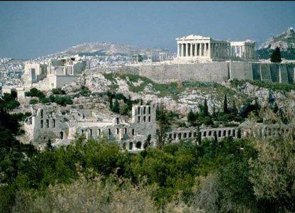 Обзорная автомобильно-пешеходная экскурсия по Афинам с посещением Акрополя