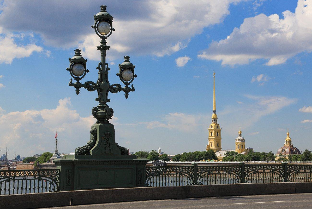 От Невского проспекта до Петропавловской крепости
