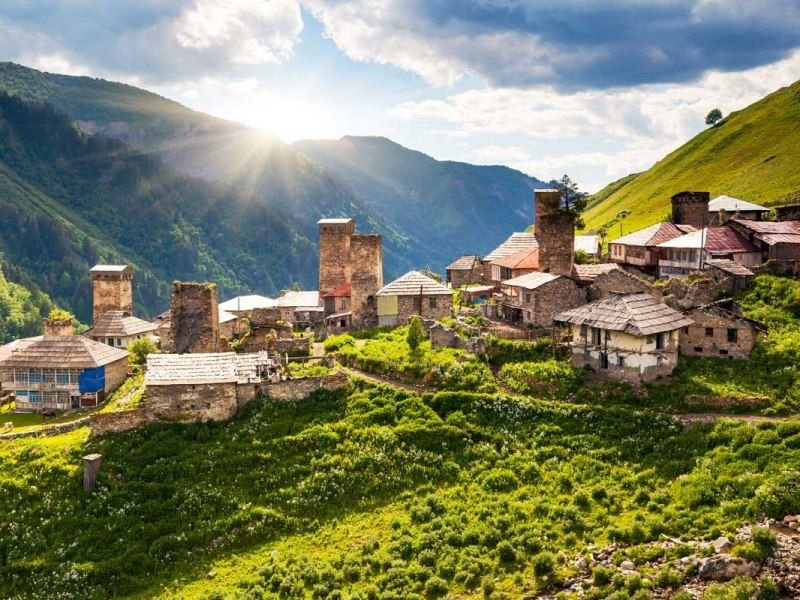 Грузия и Армения