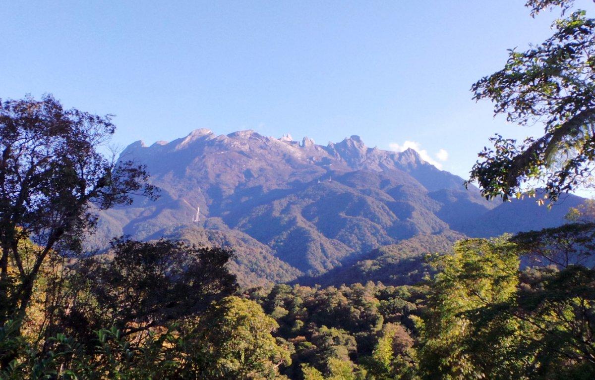 Национальный парк Кинабалу и горячие источники