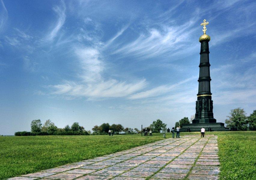 Куликово поле — ратная слава Древней Руси