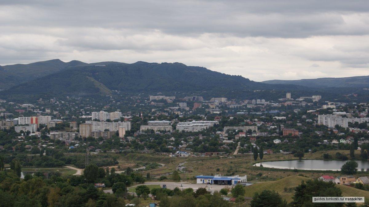 Обзорная экскурсия по окрестностям Кисловодска