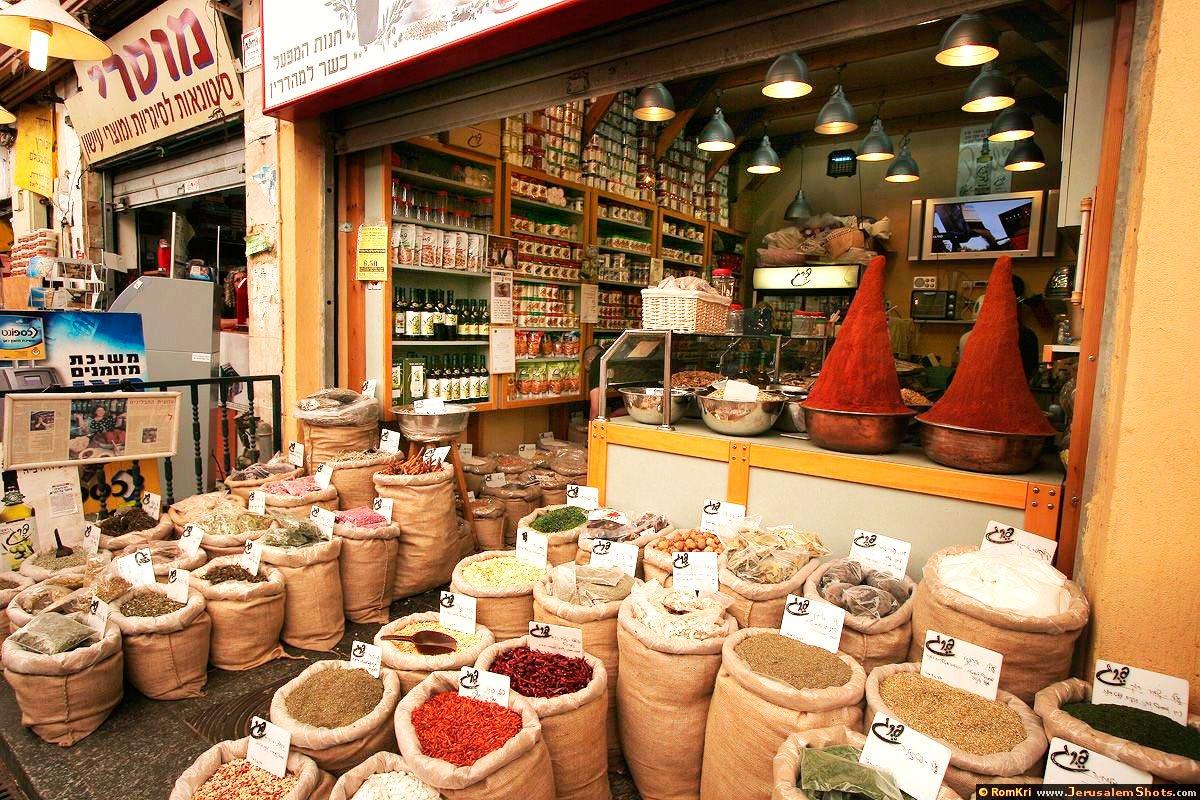 Новый Иерусалим и ароматы восточного рынка
