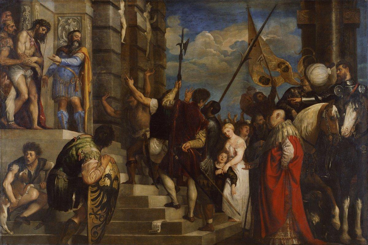 Критический тур по шедеврам венского Музея истории искусства