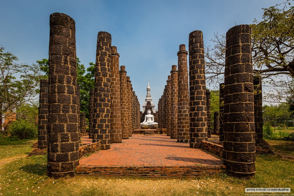 Древний город (Ancient City) Муанг Боран
