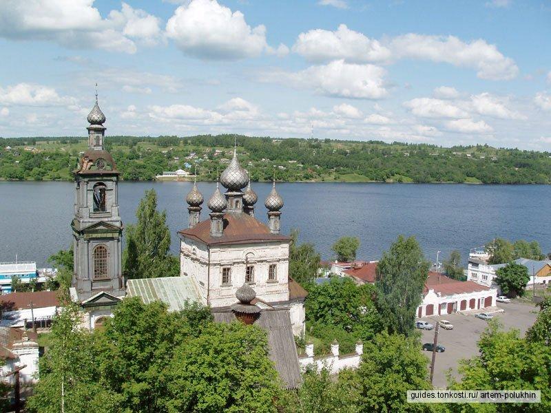 Тутаев — волжское очарование русской провинции