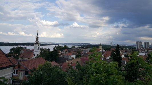 Белград — два города