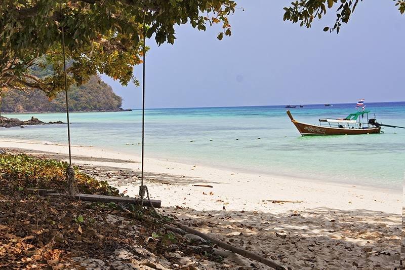 Остров Ко Рок (Koh Rock)