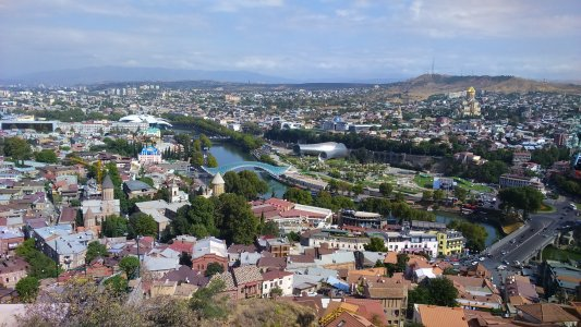 Выходные по обе стороны Кавказа. Владикавказ — Тбилиси