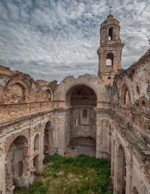 Сан-Ремо и город-призрак Буссана-Веккья