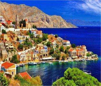 Сими — соната Эгейского моря