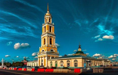 Коломна — торговая столица Подмосковья