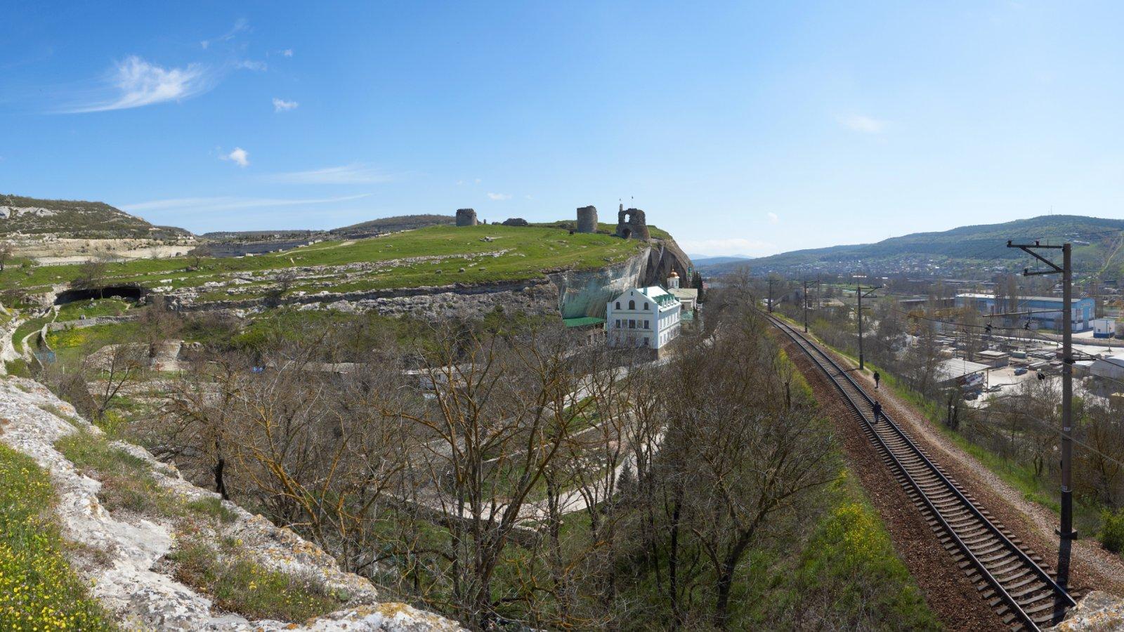 Многоликий Инкерман — крепость, монастырь, вино