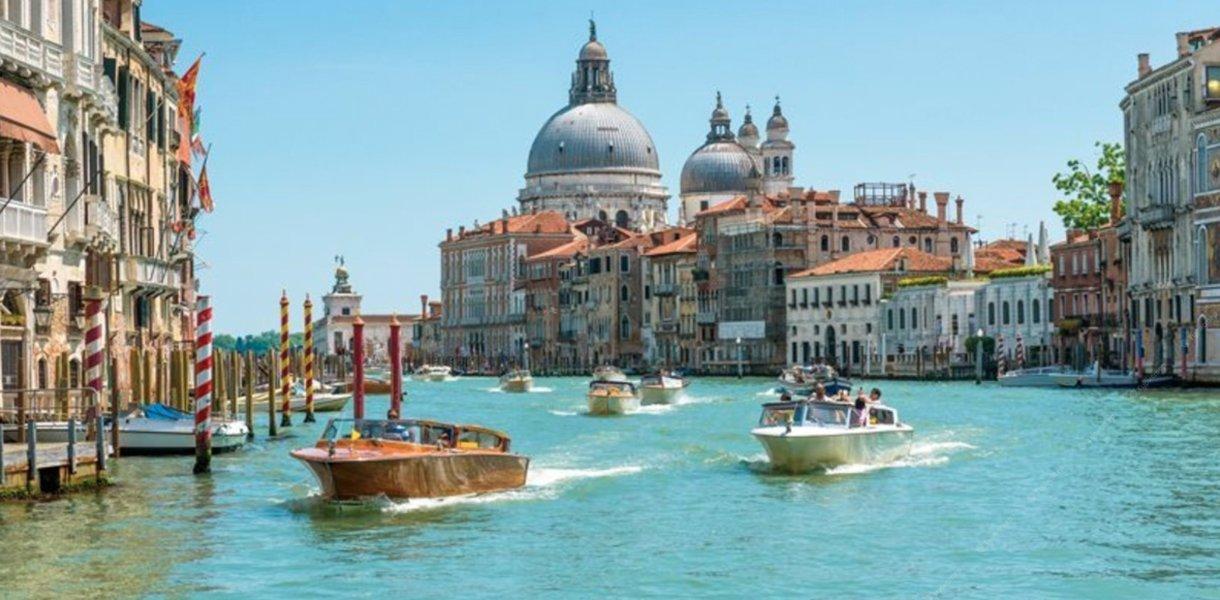 Душа Венеции. Экскурсия по Гранд-каналу