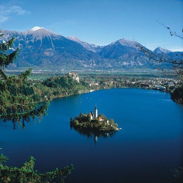 Альпийские озёра Блед и Бохинь. Экскурсия в Словению
