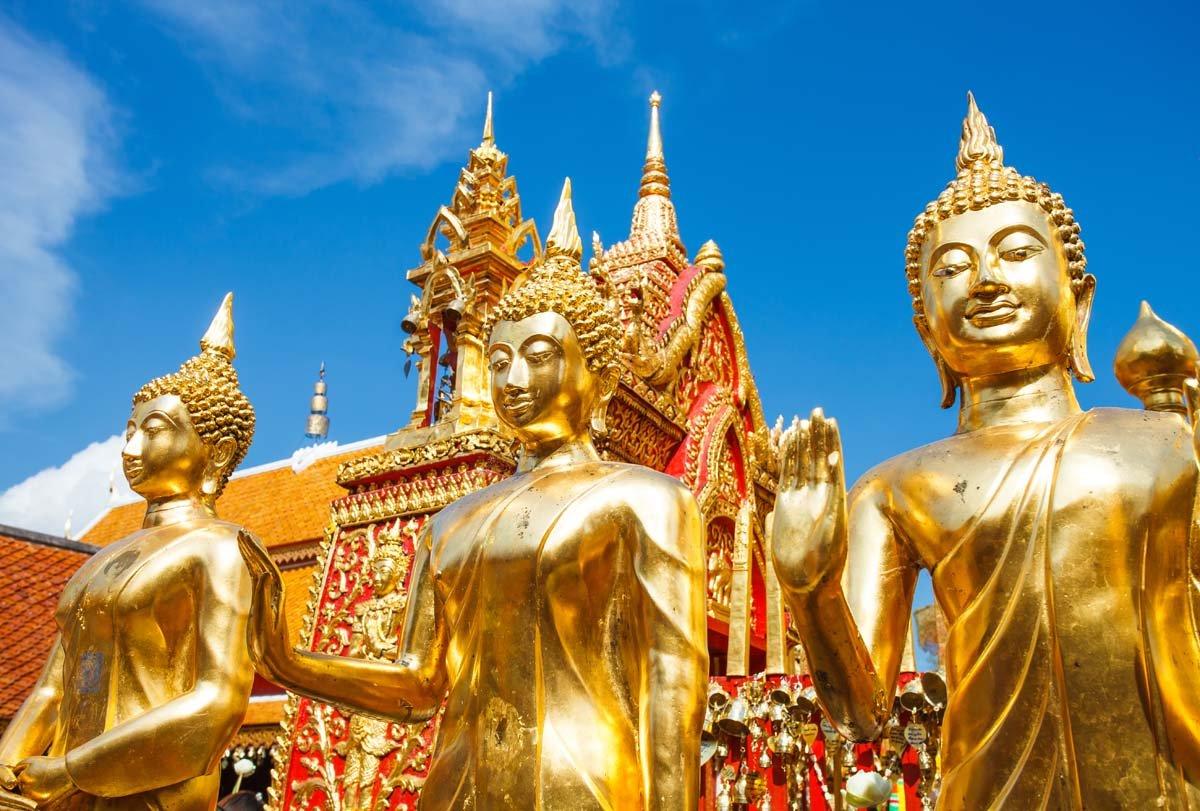 Экскурсия по Чиангмаю