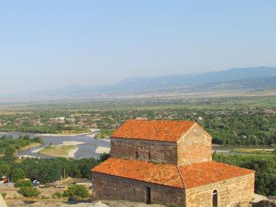 Уплисцихе — культовый храмовый город, крупный языческий центр