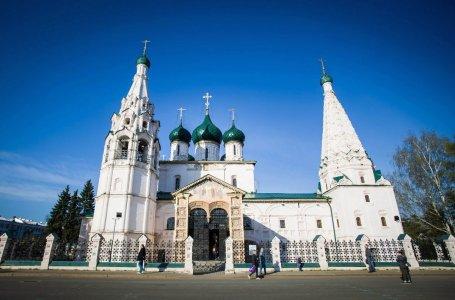 Первый христианский город на Волге